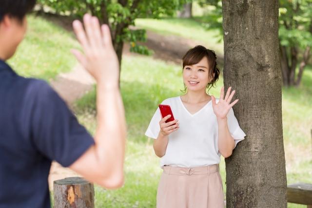 中国人女性との交際